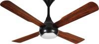 Luminous LITE AIR 1200MM Ceiling Fan ( KRAFT WOOD, Pack of 1) 1200 mm 4 Blade Ceiling Fan(Brown, Pack of 1)