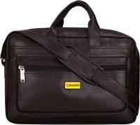 M Choice Men & Women Brown Messenger Bag