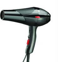 GLOWISH Professional 2000W Strong Power Hair Dryer for Hairdressing PROFESSIONAL SALON HOT AND COLD DUAL AIR STRONG POWER 2000 WATT HAIR BLOWER Hair Dryer(2000 W, Black)