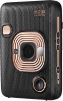 Fujifilm LiPlay Instax Mini LiPlay Hybrid Instant Camera Instant Camera(Black)