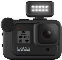 GoPro Hero 8 Black with Media Mod and Light Mod Sports and Action Camera(Black, 12 MP)