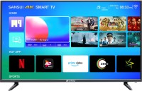 Sansui Pro View 109 cm (43 inch) Ultra HD (4K) LED Smart TV with Powered by dbx-tv Sound(43UHDAOSP)