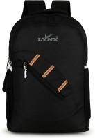 Lynx Casual Bag/ Backpack Waterproof Backpack(Black, 29 L)
