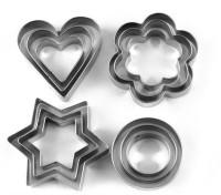 INFINITY DIGITAL Stainless Steel Cookie & Biscuit Press Pump(Manual)