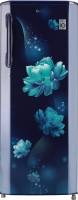 View LG 270 L Direct Cool Single Door 3 Star (2020) Refrigerator(Blue Charm, GL-B281BBCX) Price Online(LG)