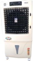 Maharani whiteline 75 L Tower Air Cooler(White, snow cool air cooler)