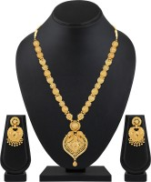 ASMITTA Jewellery Alloy Jewel Set(Gold)