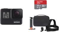 GoPro Hero7 Black (Adventure Bundle) Sports and Action Camera(Black, 12 MP)