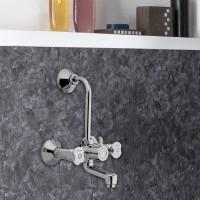 Hindware F920035 Lyra Mixer Faucet(Wall Mount Installation Type)