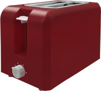 Orbon Cool Touch 750 Watt 2 Slices Automatic Big Pop Up Toaster | Sandwich Maker | Bread Maker | Toaster Sets | With Tong 750 W Pop Up Toaster(Red)