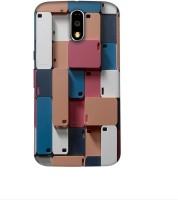 Casotec Mobile Covers 3D Printed Designer Hard Back Case Cover for Motorola Moto G4 Plus