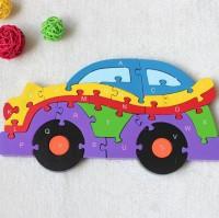 Aloveu Building blocks, puzzle, sports car, children's toys