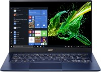 Acer Swift 5 Core i5 10th Gen - (8 GB/512 GB SSD/Windows 10 Home) SF514-54T Thin and Light Laptop(14 inch, Charcoal Blue, 0.99 kg)