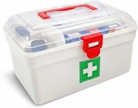Thrivanta Medicine Cabinet Household First Aid Kit Medical Box First Aid Kit First Aid Kit(Sports and Fitness)