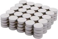 Flipkart SmartBuy 100Pcs White Candle(White, Pack of 100)