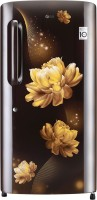 LG 215 L Direct Cool Single Door 4 Star Refrigerator(Hazel Charm, GL-B221AHCY)