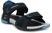 Campus Men Navy Flats