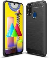 Flipkart SmartBuy Back Cover for Samsung Galaxy M31(Black)