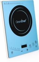 Greenchef Vimaxo Induction Cooktop(Blue, Touch Panel)
