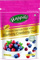 Happilo Premium American Dried Whole Duet Blueberry, Cranberries(180 g)