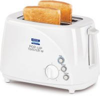 Kent Pop- Up Toaster W 700 W Pop Up Toaster(White)