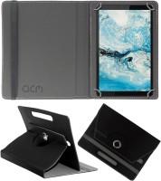 ACM Flip Cover for Lenovo Tab M8 (2Nd Gen) Hd(Black, Cases with Holder)