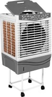 Maharani whiteline 50 L Room/Personal Air Cooler(Grey, White, ner)