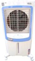 Maharani whiteline 70 L Room/Personal Air Cooler(White, Blue, Chetak)