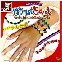 ToyKraft Paper Quilling Kit - (Wrist Bands-Bracelets, Friendship Bands & Rakhis) - for 7 year-olds and above