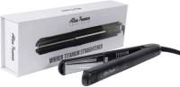 Alan Truman Mirror Titanium Hair Straightener (Black) Hair Straightener(Black)