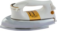 G Track Heavy Weight 750 W Dry Iron(White, Silver)