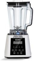KENT 16027 Digital Power Blender and Grinder 2500 W Juicer (1 Jar, White, Black)