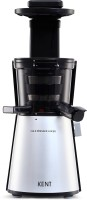 KENT KC-SJ502 250 W Juicer (1 Jar, Grey and Black)