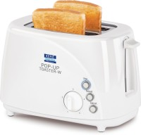 Kent 16031 850 W Pop Up Toaster(White)