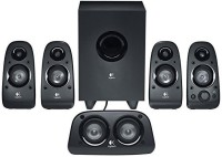 Logitech Sound Speaker 75 W Home Theatre(Black, Mono Channel)