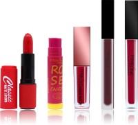 Pinkline COMBO Lip Cosmetics -Pack of 5