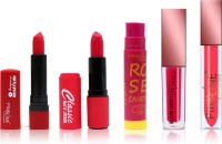 Pinkline COMBO Lip Cosmetics-Pack of 5