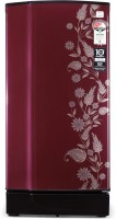View Godrej 190 L Direct Cool Single Door 3 Star (2019) Refrigerator(Scarlet Dremin, RD 1903 PTI 33 DR WN) Price Online(Godrej)