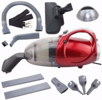 AMTOPZ 220-240 V, 50 Hz, 1000 W Blowing and Sucking Dual Purpose Vacuum Cleaner (Standard Size, Red) Hand-held Vacuum Cleaner(Red)