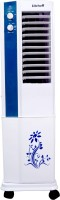 kitchoff 16 L Room/Personal Air Cooler(White, Air Cooler with 175 watt Power Usage,Air throw distance 20ft and 3 Way Speed Control for Home/Office)
