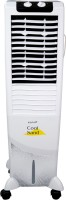 kitchoff 40 L Room/Personal Air Cooler(White, Air Cooler 35 Feet Air Throw, 40ltr Water Tank capacity and 3 way Speed control for Home/Office)