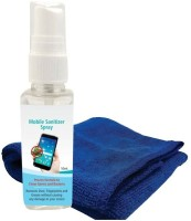Andride MOBILE SANITIZER KIT for Laptops, Mobiles(E218)