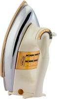 G Track Power Plus 1000 W Dry Iron(White, Silver)