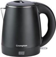 Crompton ACGEK-Activhot Electric Kettle(1 L, Black, Silver)