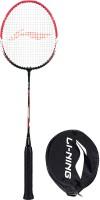 Li-Ning XP-60-IV Red, Black, White Strung Badminton Racquet(Pack of: 1, 86 g)
