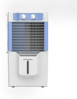Crompton 10 L Room/Personal Air Cooler(White, Light Blue, ACGC-Ginie Neo)