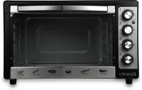 Croma 48-Litre RAO0063 Oven Toaster Grill (OTG)(black)