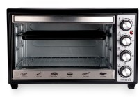Croma 33-Litre CRAO0062 Oven Toaster Grill (OTG)(Black)
