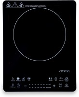 Croma CRAG0140 Induction Cooktop(Black, Touch Panel)