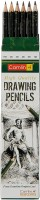 Camlin Graphite HB Pencil(Pack of 6)